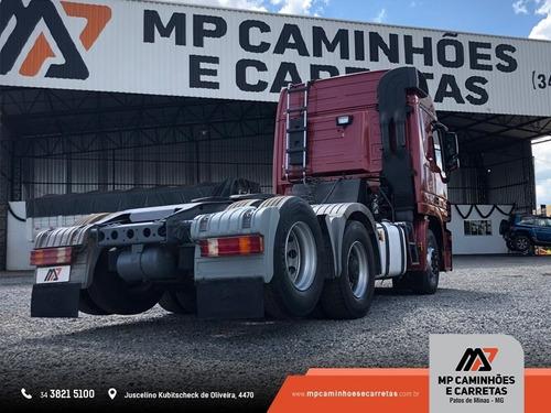 cavalo mecânico mercedes benz mb actros 2546