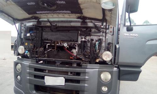 cavalo volkswagen, modelo 26.390 tractor 6x4 - 2012/2013
