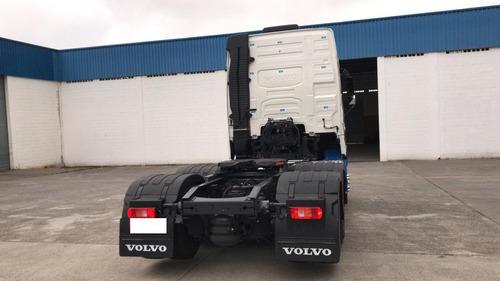 cavalo volvo fh 460 6x2 truck i-shift automático 2018