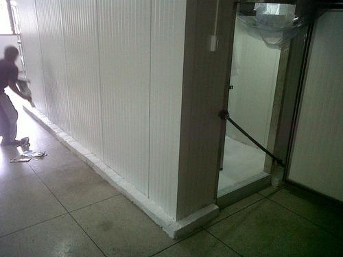 cavas cuarto blanca, artica, para conservación y congelación