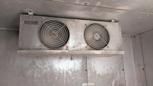 cavas cuartos instalación de equipos de refrigeración