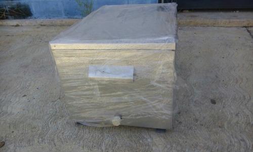 cavas de aluminio
