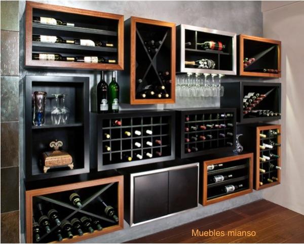 Cavas de vino para restaurantes y bares 8 en - Cavas de vinos para casa ...