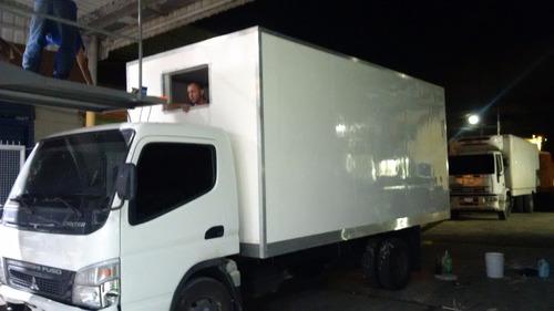 cavas en fibra de vidrio para camiones