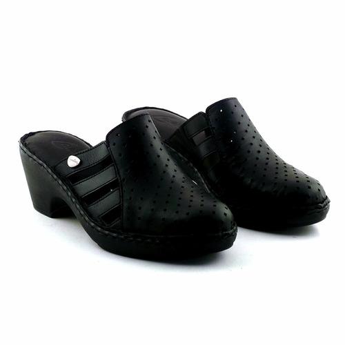 cavatini zapato goma zueco mujer
