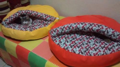 cave bed - cama para cães