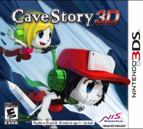 cave story 3d - 3ds
