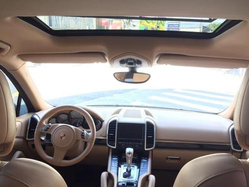 cayenne 2013 branca com 30.000km top winikar