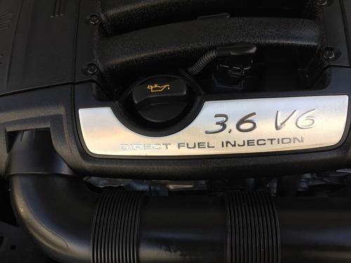 cayenne 2013 branca com teto e apenas 30.000km nova winikar!