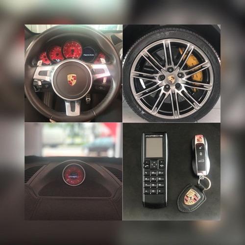 cayenne 4.8 4x4 v8 32v turbo gasolina 4p tiptronic