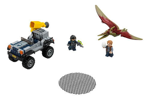 caza del pteranodon