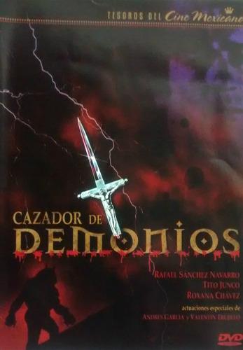 cazador de demonios dvd tito junco,rafael sanchez navarro..