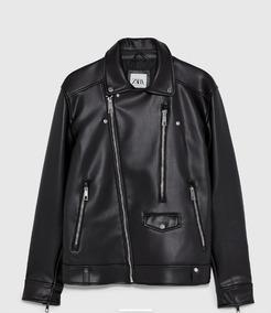 gran variedad de estilos a bajo precio barata comprar mejor Cazadora Biker Zara Hombre en Mercado Libre México