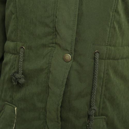 cazadora chamarras dama abrigo cremallera gran venta