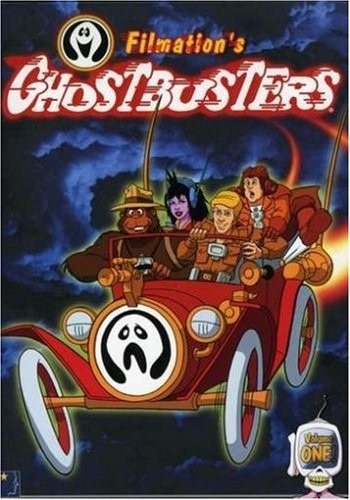 cazafantasmas volumen 1 uno ghostbusters serie tv en dvd