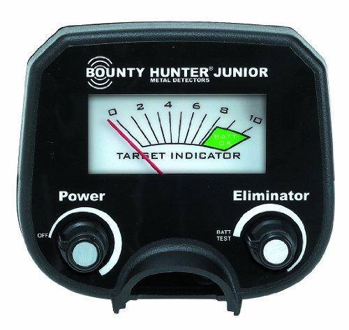 cazarrecompensas bhjs junior detector de metales