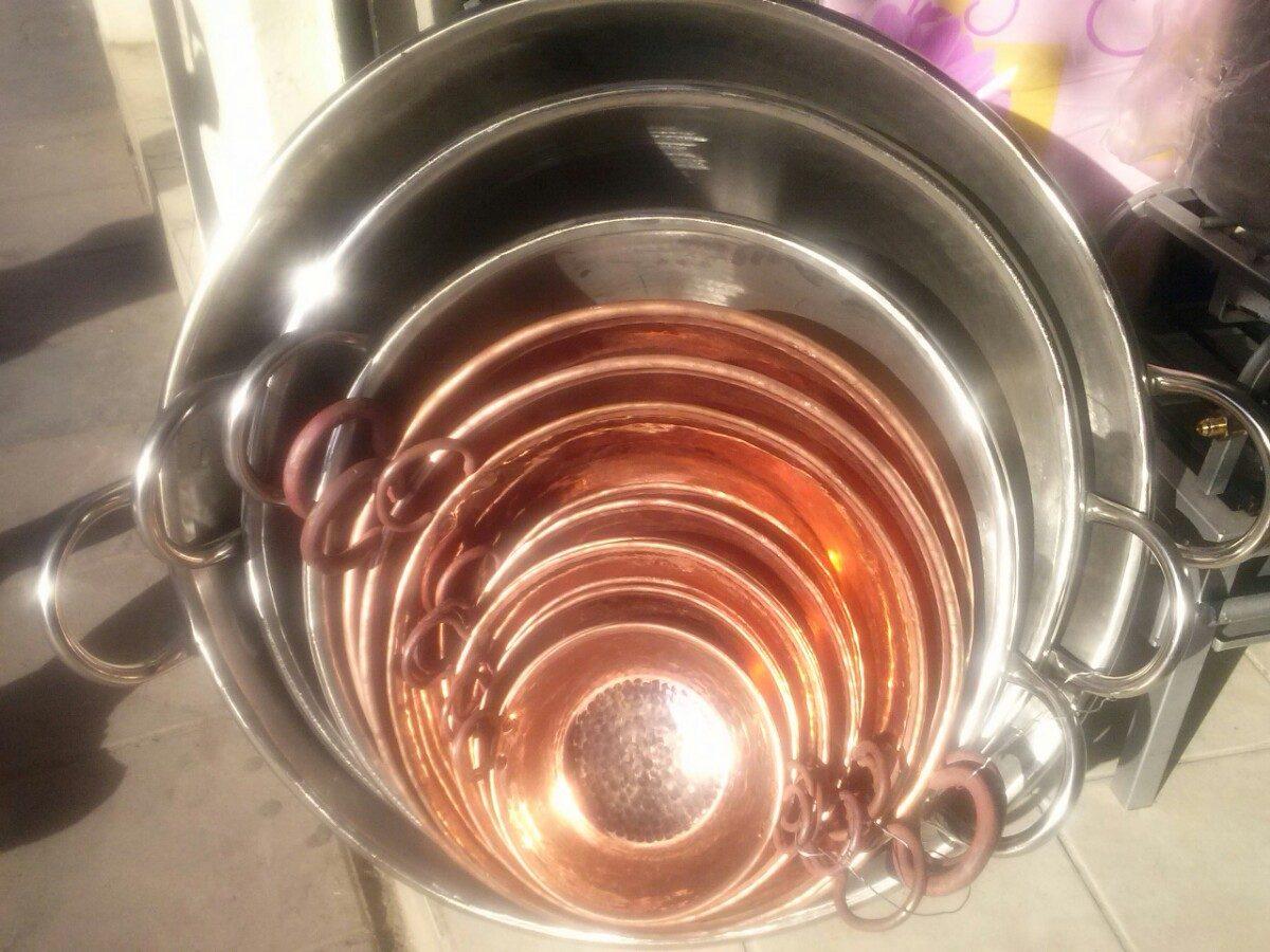 Cazo de acero inoxidable de una pieza precios bajos - Acero inoxidable precios ...