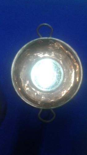 cazo de cobre, varios tamaños, de santa clara del cobre