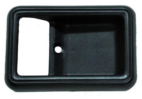 cazuela interior de manija nissan pu 1987-1988 negra+regalo