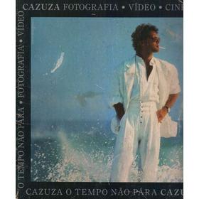 Cazuza _ Livro Super Raro De 1991