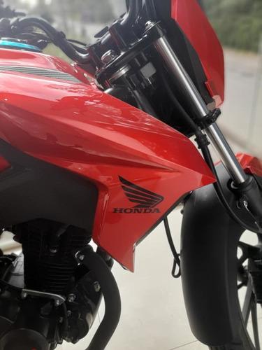 cb 125 twister moto fcia c/tarjeta 12/18 honda motopier