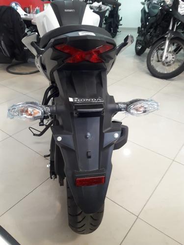 cb 160 f dlx/std honda nueva