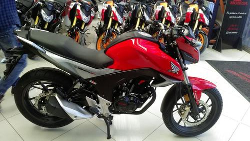 cb 160 std/dlx roja modelo 2020 honda