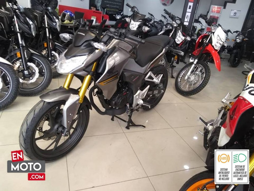 cb 190r nueva honda 2020
