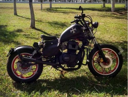 cb 450 dx bobber
