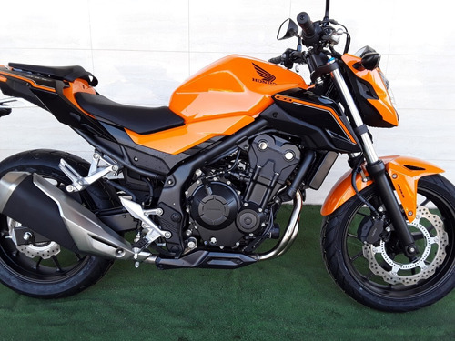 cb 500f abs - painel digital - led - escapamento esportivo