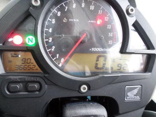 cb 600 hornet 2011 azul impecavel!!  venha conferir !!!