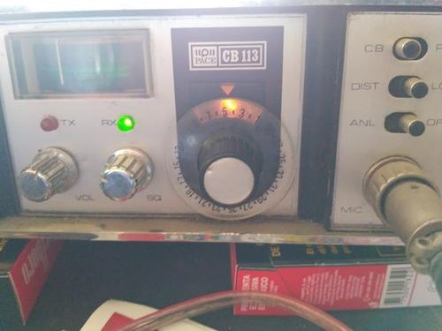 cb radio pace modelo cb-113