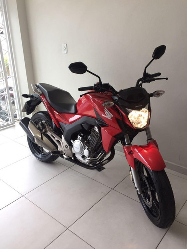 cb twister/flexone 250cc 2016