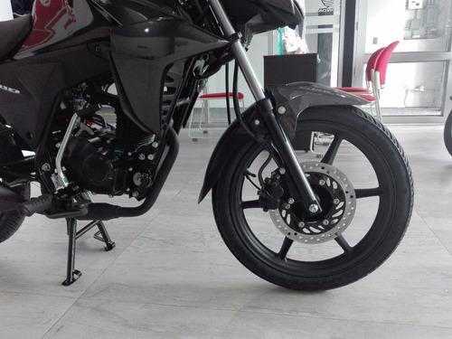 cb110 color negro 2018 honda
