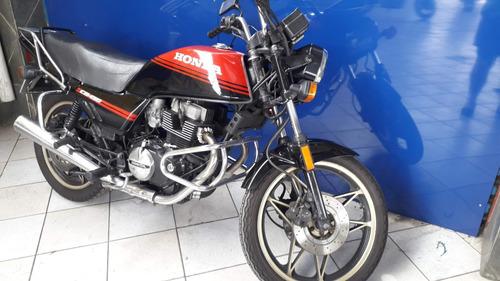 cb450 preta 1988