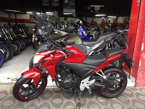 cb500f motos honda