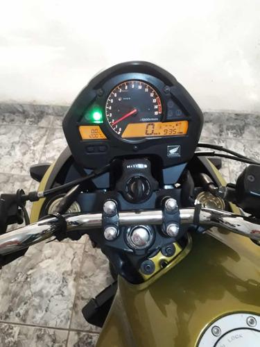 cb600f hornet 2011 12000km