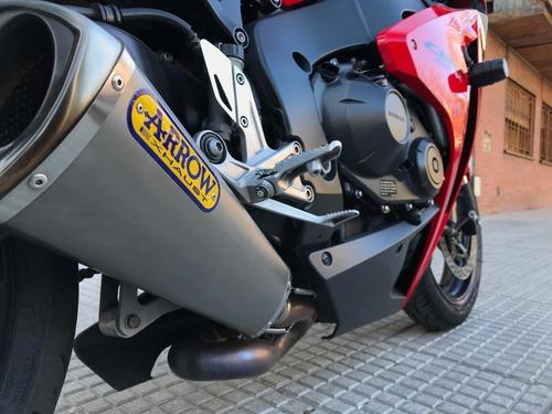 cbr 1000 rr 2008 patentada y rodada en el 2013 impecable!!