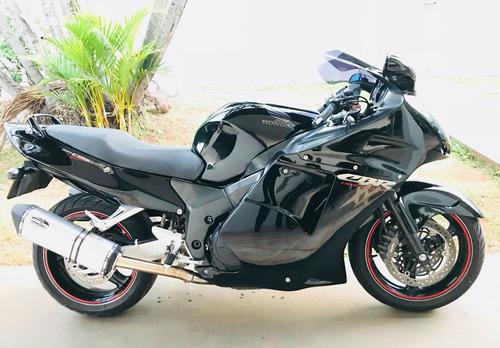 cbr 1100xx super black bird