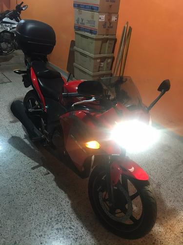 cbr 250r moto honda