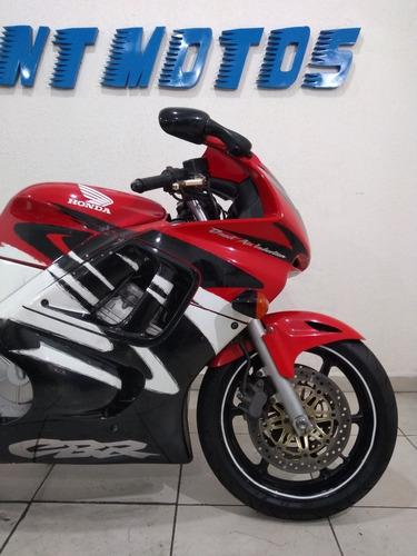cbr 600 f 1997 vermelha impecável
