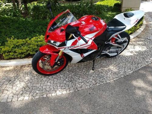 cbr 600 rr 2012 troco / moto/financi