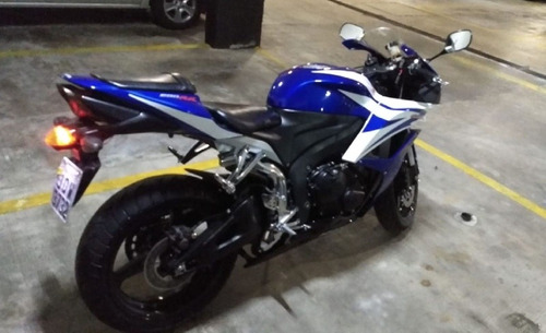Cbr 600 Rr Azul Zerada R 26500 Em Mercado Libre