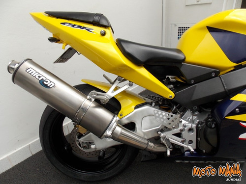 cbr 900 2002 amarela