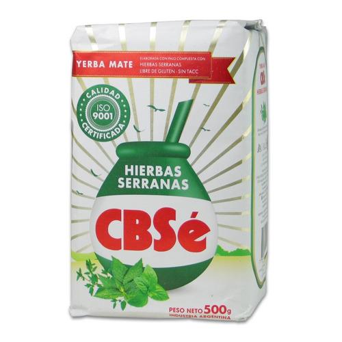 cbse hierbas serranas 500 g/17,6 oz
