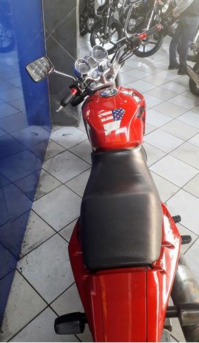 cbx 250 twister vermelha 2008