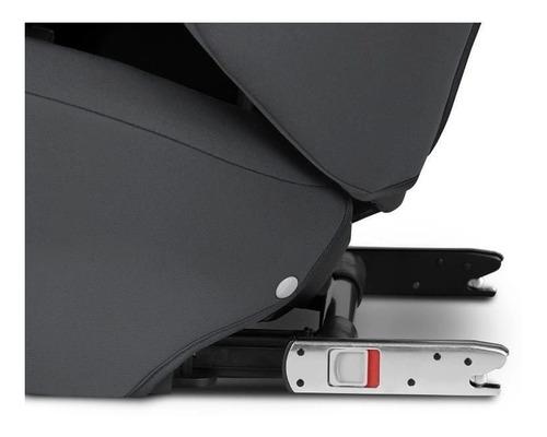 cbx aura fix cozy black - cadeira para auto com isofix