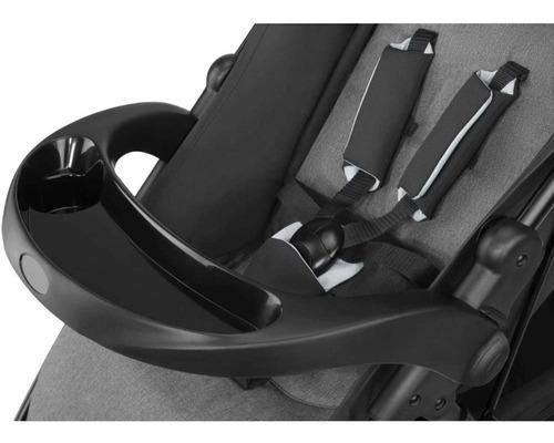 cbx woya comfy grey travel system - carrinho de bebe