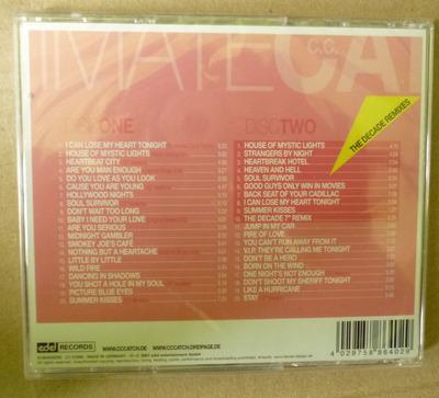 c.c. catch italo disco 40 canciones 8 remix