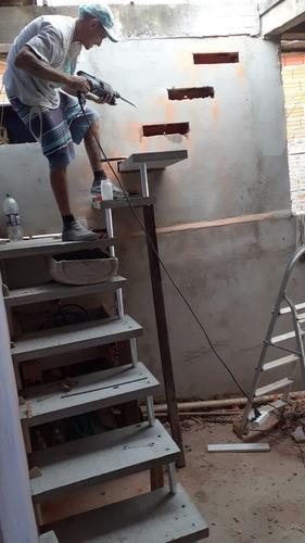 c&c escadas pré moldadas